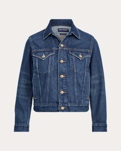 de2885d5b Limited-Edition Denim Jacket. Polo Ralph Lauren