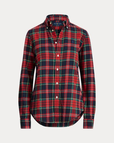 59be4c17 Women's Blouses, Button Down Shirts, & Flannels | Ralph Lauren
