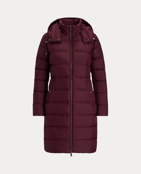 Belmont Down-Fill Coat