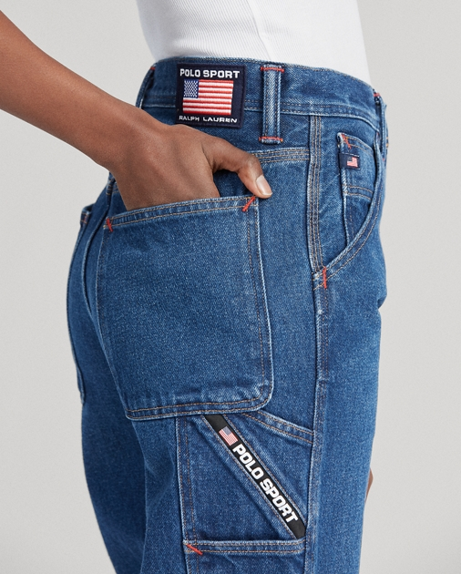 Limited Edition Utility Jean