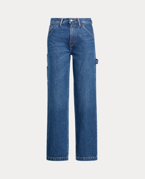Limited-Edition Utility Jean