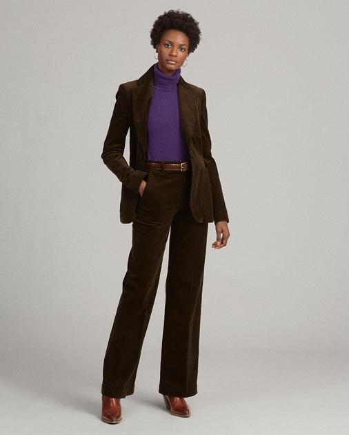 Polo Ralph Lauren Corduroy Straight-Leg Trouser 1
