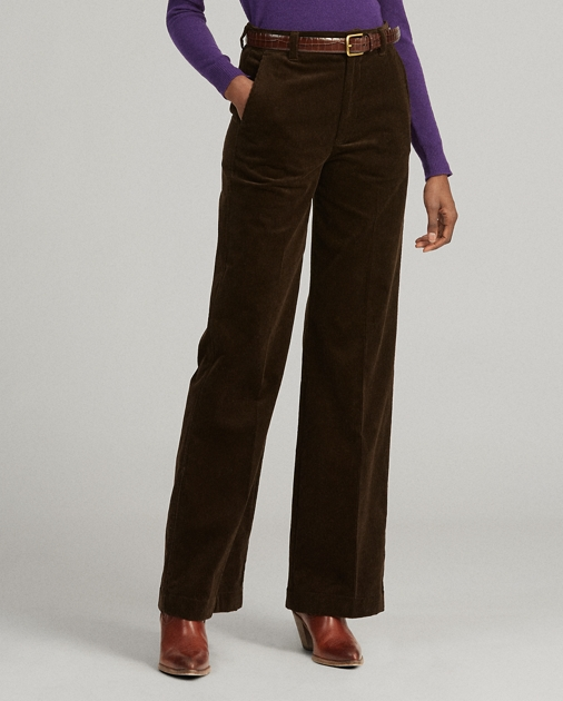 Polo Ralph Lauren Corduroy Straight-Leg Trouser 3