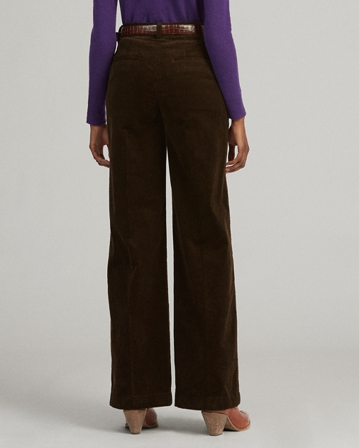 Polo Ralph Lauren Corduroy Straight-Leg Trouser 4