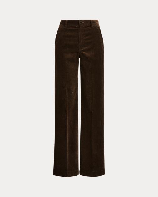 Polo Ralph Lauren Corduroy Straight-Leg Trouser 2