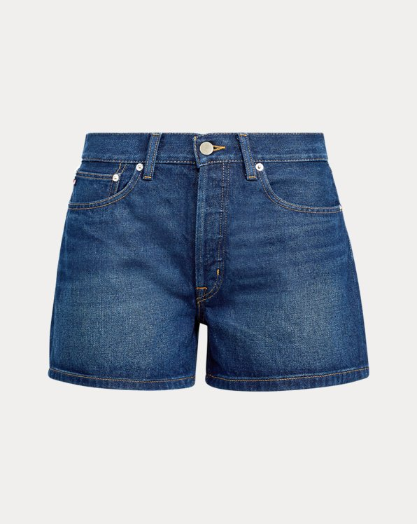 Limited-Edition Denim Short