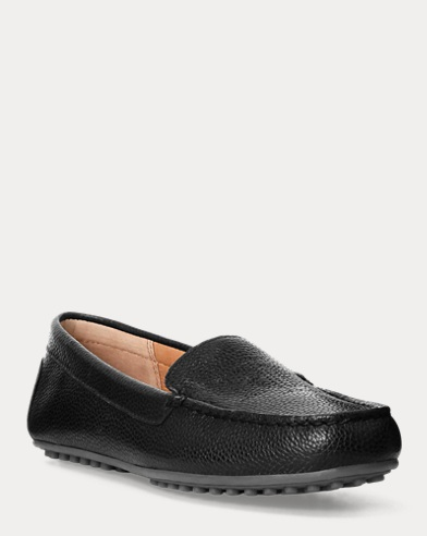 Bartlett Leather Flat