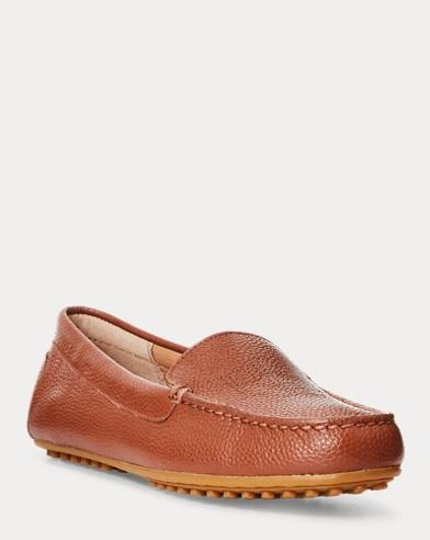 Bartlett Leather Flat