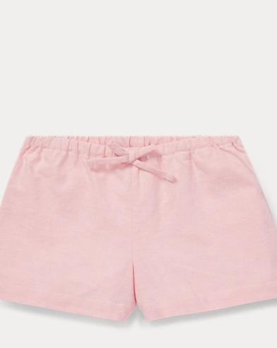 Cotton Oxford Woven Short