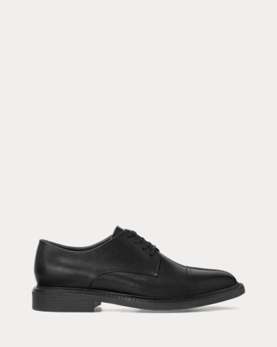 Asher Leather Cap Toe Shoe