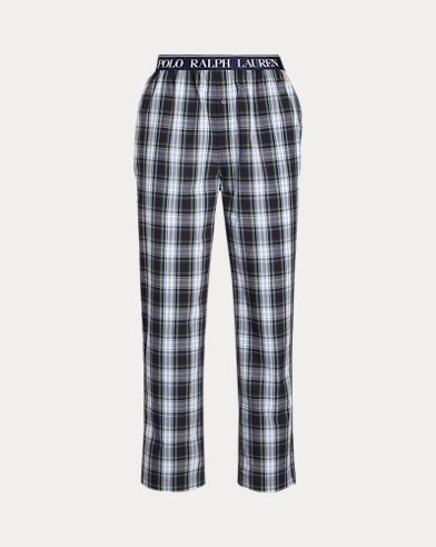 Pantaloni da notte in cotone