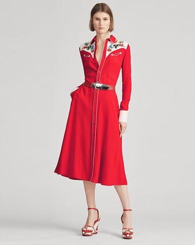 Billie Cowboy Dress