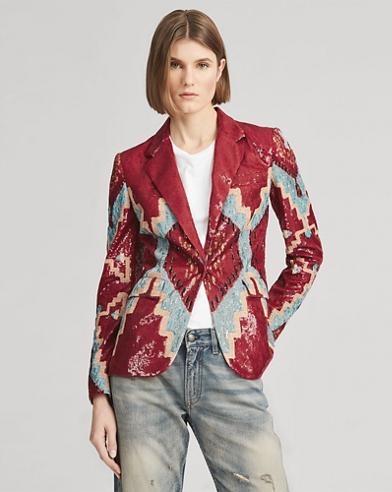 Racquel Embellished Jacket