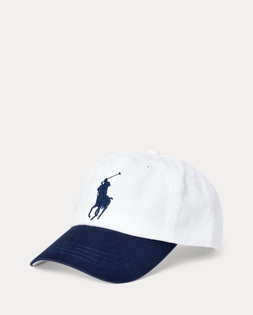 e8ddf3af39 Cotton Chino Baseball Cap