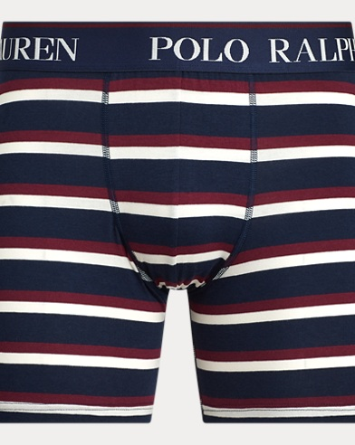b2628970 Stretch Cotton Boxer Briefs. Polo Ralph Lauren. Stretch Cotton Boxer Briefs