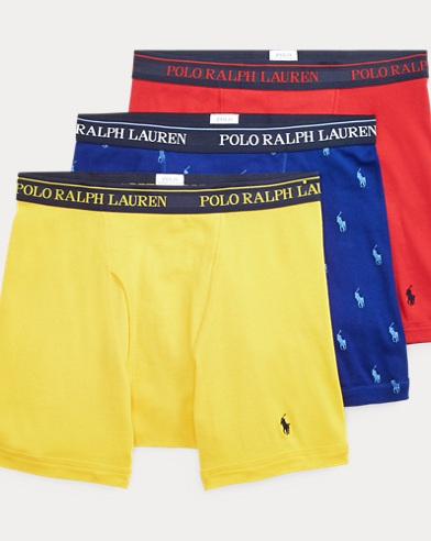 7775ce08 Men's Underwear & Undershirts | Ralph Lauren