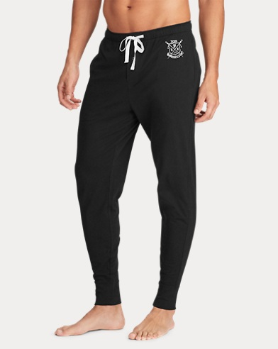 Cotton Jersey Jogger