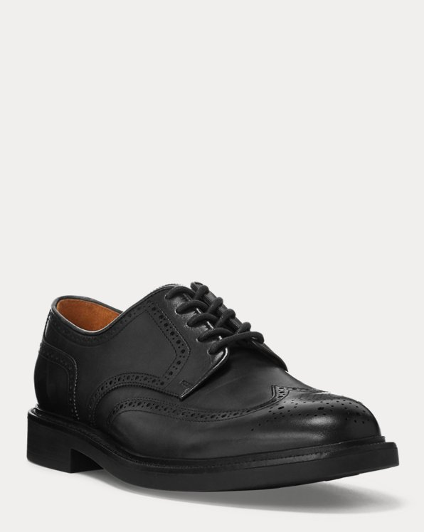 Asher Leather Wingtip