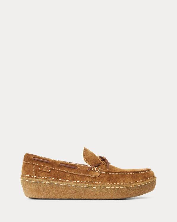 Myles Suede Loafer