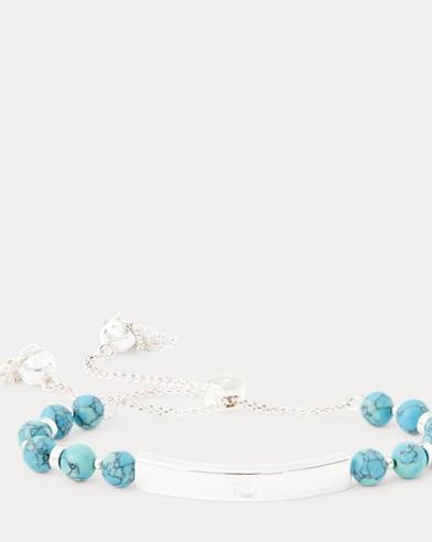 Turquoise Slider Bracelet