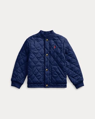 Quilted Water-Repellent Jacket