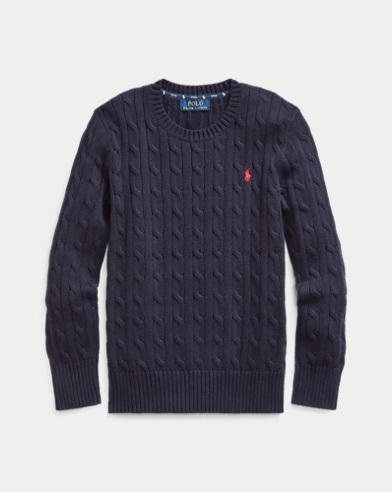 Jersey de algodón de punto de ochos