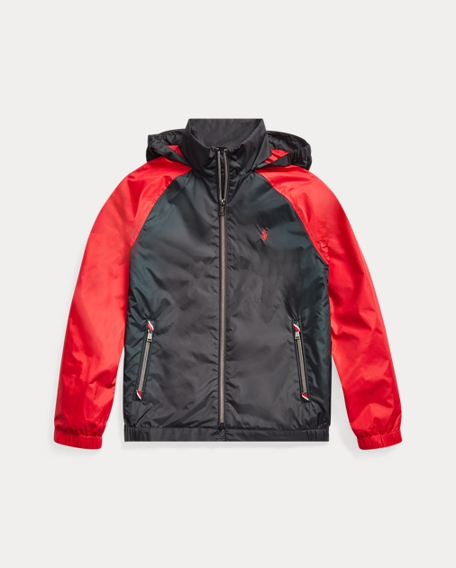 a92a0c804 Packable Hooded Jacket