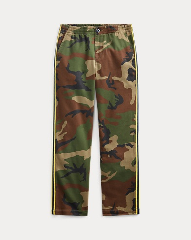 Pantaloni Prepster Polo camouflage