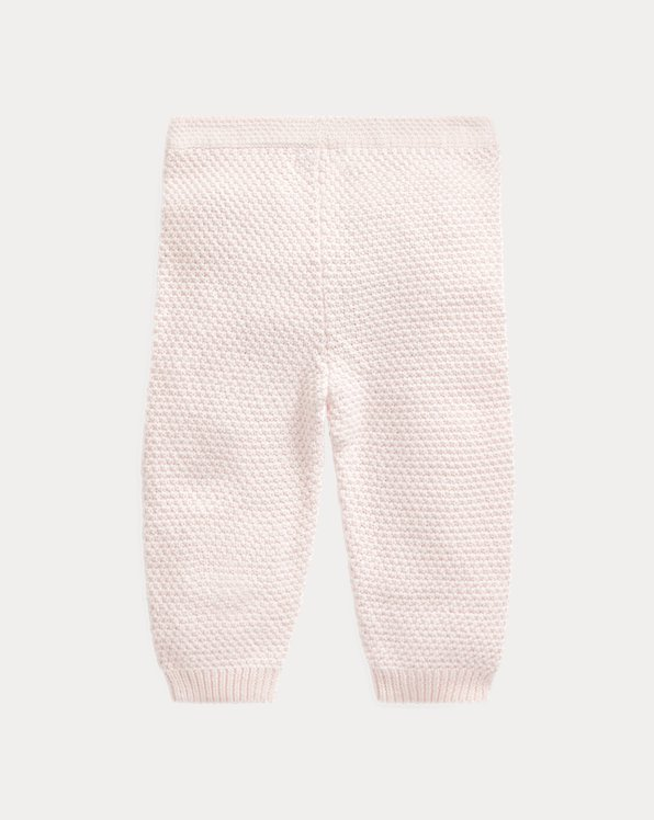 Knit Cotton Pull-On Pant
