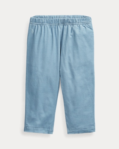 Corduroy Pull-On Trouser