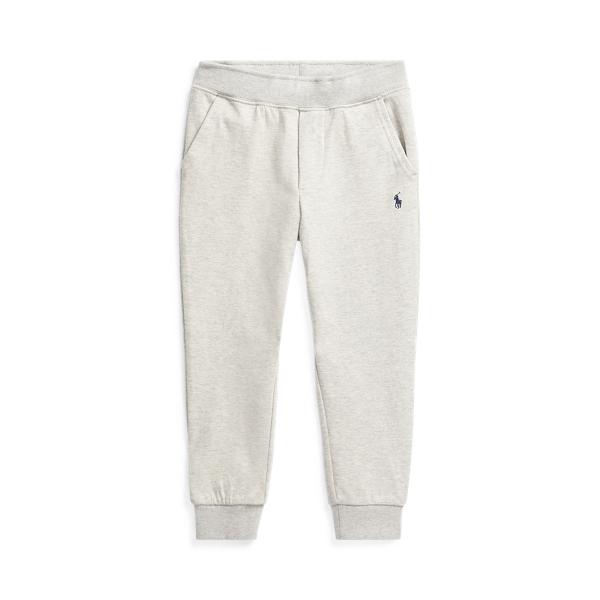 Cotton-Blend Drawstring Trouser