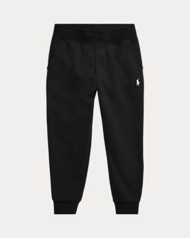Cotton-Blend Drawstring Pant