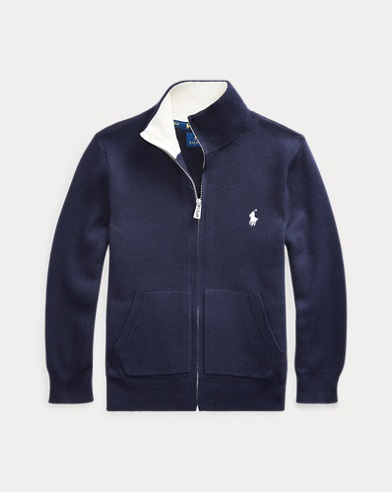00f5987f7 Boys' Sweaters, Sweater Vests, & Cardigans in Sizes 2-20   Ralph Lauren