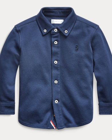 Cotton Interlock Shirt