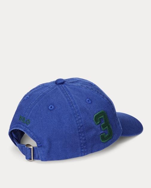 353cbfebb6 Big Pony Chino Baseball Cap