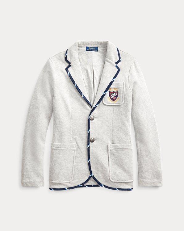 Cotton Fleece Sport Coat