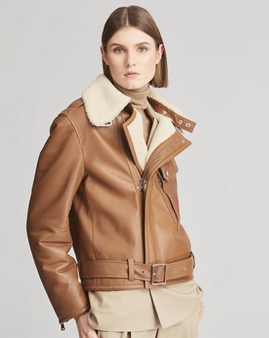 Williamson Shearling Coat