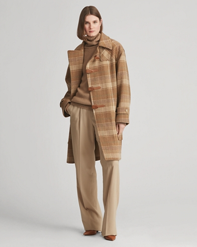 Winnifred Wool Gabardine Pant