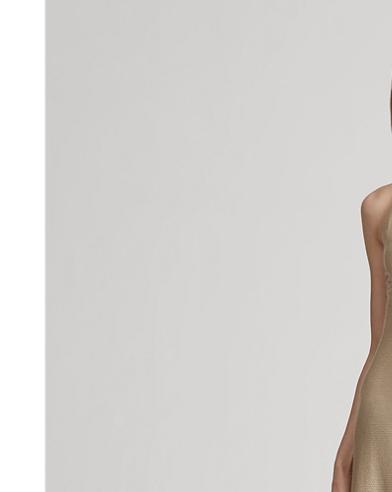Marieke Sequined Evening Dress