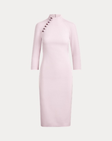 Matilda Wool-Silk Dress
