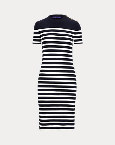 75d178ec915 Stretch Silk Sweater Dress. Collection Apparel