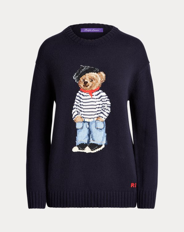 Marseille Polo Bear Sweater
