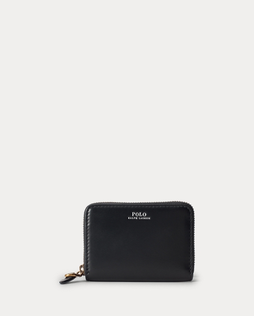 exquisites Design heißer Verkauf online Online gehen Leather Small Zip Wallet