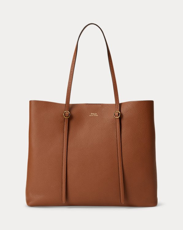 Leather Large Lennox Tote