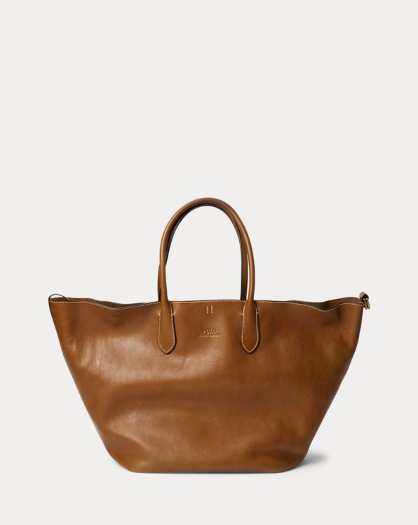 Tote Bellport grande in pelle