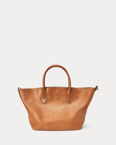 Leather Medium Bellport Tote