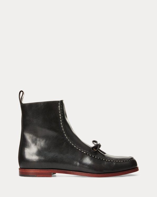 Delaney Leather Boot