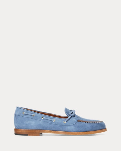 Suede Camp Moccasin