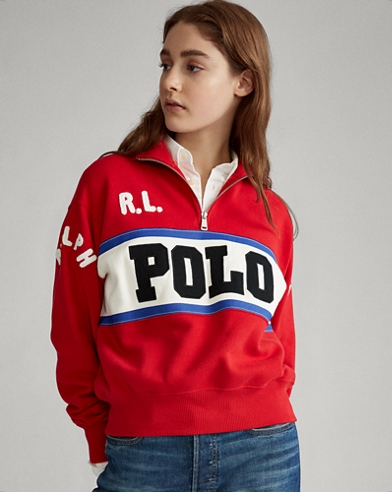 Half-Zip Polo Fleece