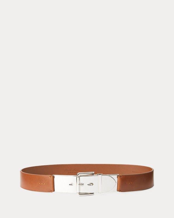 Leather Letter-Opener Belt